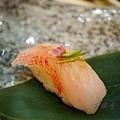 鮨処 光 - 金目鯛壽司