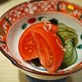 鮨処 光 - 蕃茄沙拉