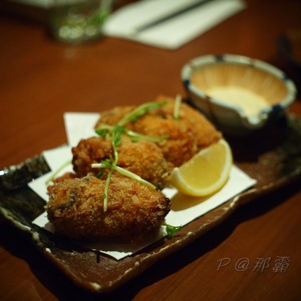 那霸 - 炸牡蠣