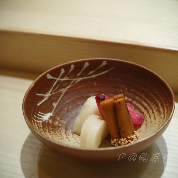 鮨処光 - 漬物盛