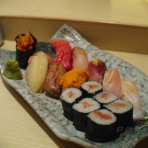 鮨処 光 - 光 おまかせ極上「にぎり寿司