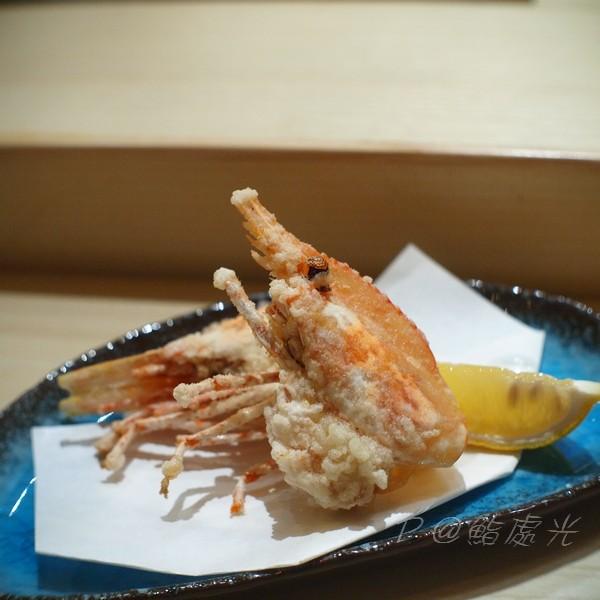 鮨処光 - 酥炸牡丹蝦頭