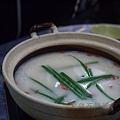 石獅美食 - 糯米酒鍋