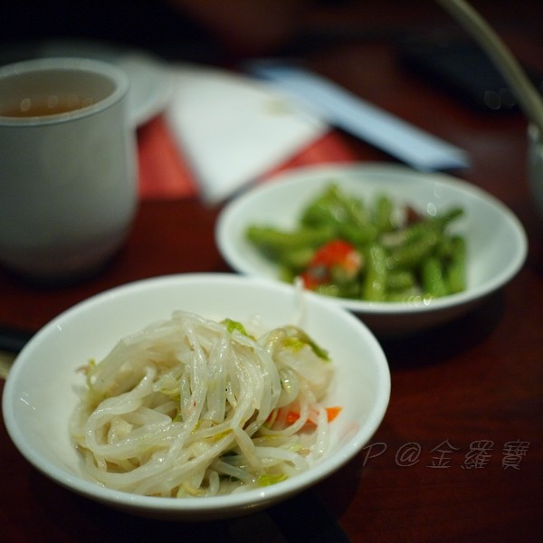 金羅寶 -- 麻油豆芽