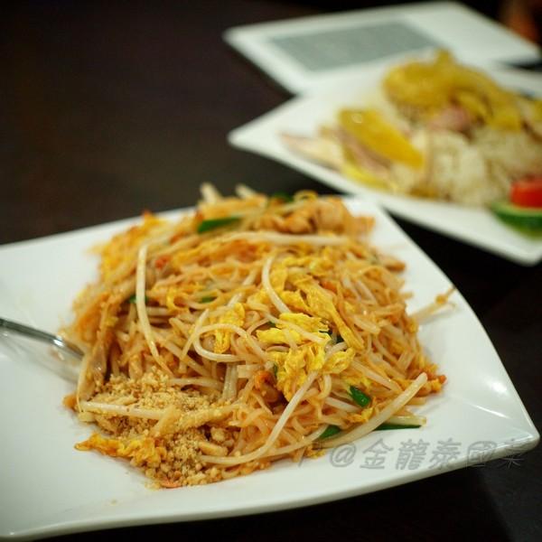 金龍泰國菜 -- 泰式炒金邊粉