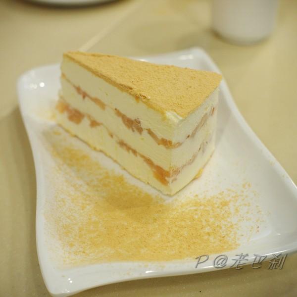 老巴剎 - 荔枝雪餅