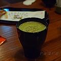 瀰月屋 - 蕎麥抹茶牛奶