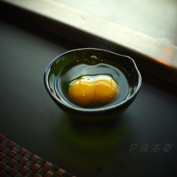 海賀 -- 雙黃蛋