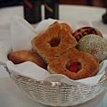 Don Alfonso -- 麵包籃