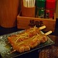 燒鳥亭 - 柚子胡椒豬頸肉