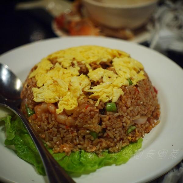 石澳樂園泰國菜 -- 蝦醬炒飯