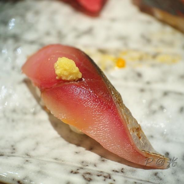 鮨処 光 - 鯖魚壽司