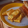 興隆居 - 蔥花蛋餅