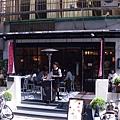 米朗琪咖啡館 - 門前