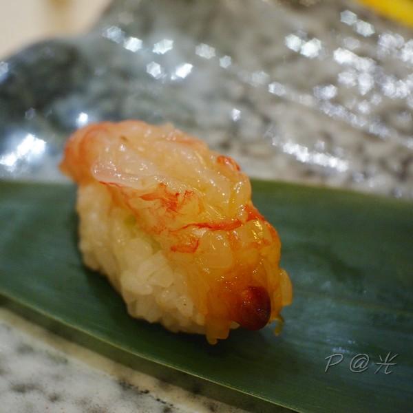 鮨処 光 - 牡丹蝦壽司