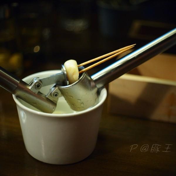 豚王 -- 蒜泥夾