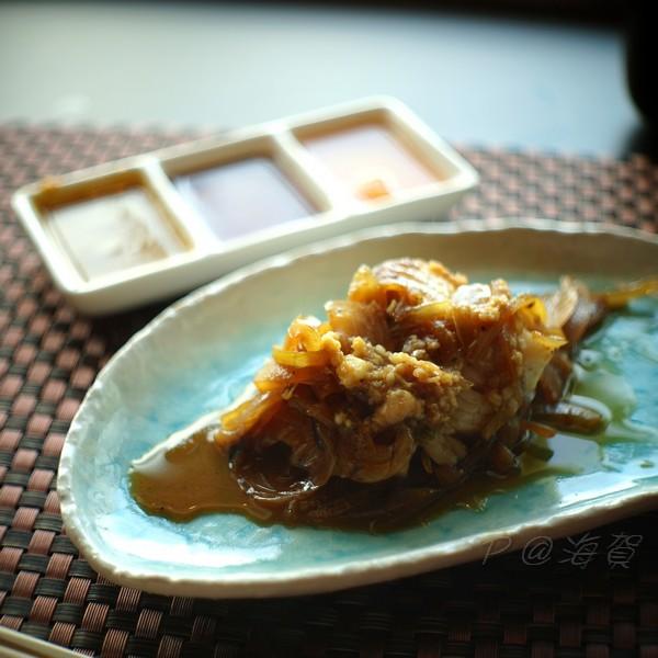 海賀 -- 洋蔥奶油銀鱈魚