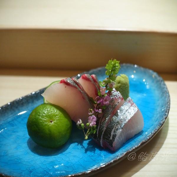 鮨処光 - 島鰺