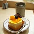 Mimosa - 芒果蛋糕