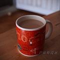 興隆居 - 紅茶豆乳