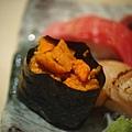鮨処 光 - 蒸海膽壽司