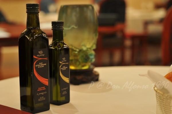 Don Alfonso -- 橄欖油