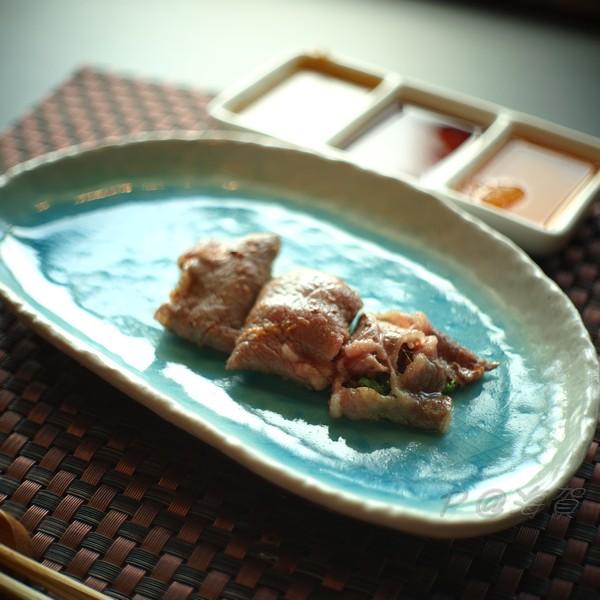海賀 -- 美國牛肉薄燒