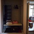 Ki 厝 - 二樓的雙人大床房的衣櫃