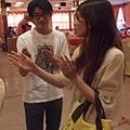 她們在討論葉問怎麼打拳