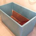 超簡易的浴缸
