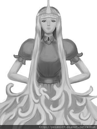 泡泡糖公主01