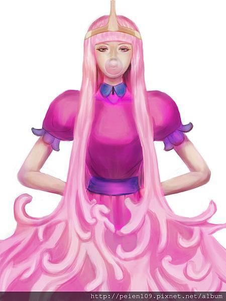 泡泡糖公主02