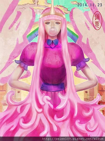 泡泡糖公主04