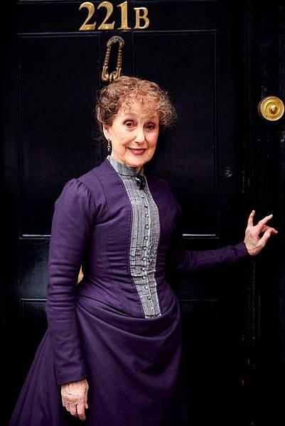 新世紀福爾摩斯 房東太太