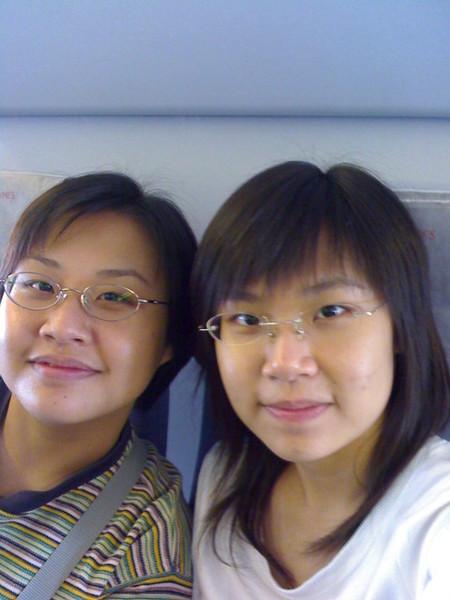 0401 飛機上