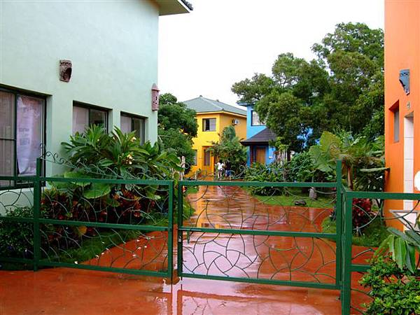 八村的Villa