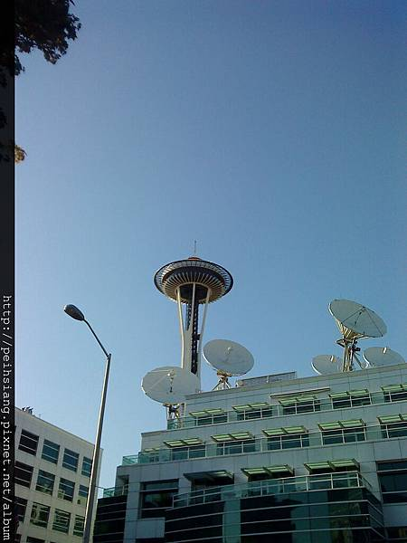 Space Needle ~ 1