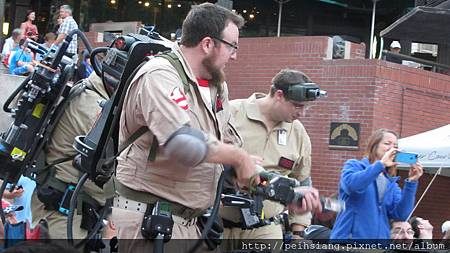 ghostbuster in town