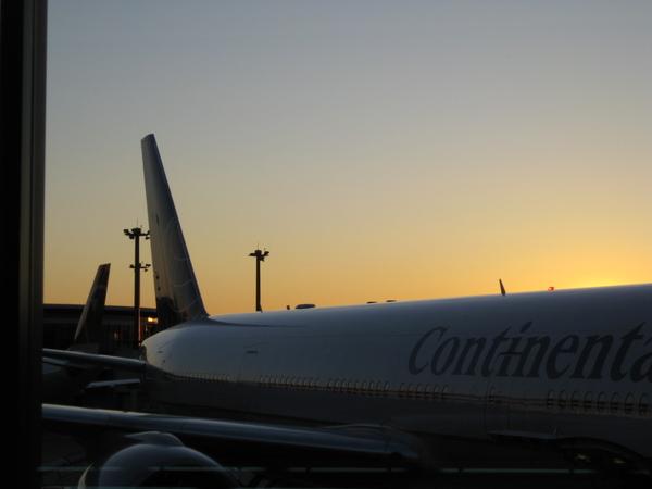 Suinset in Tokyo airport