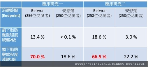 Belkyra Results