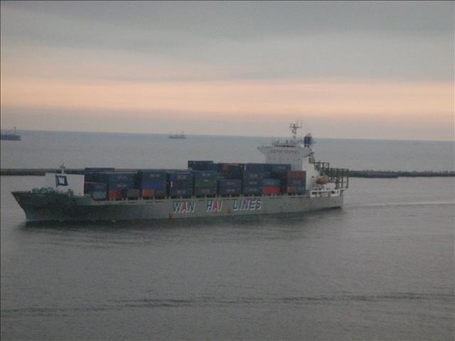 原本是艘貨船