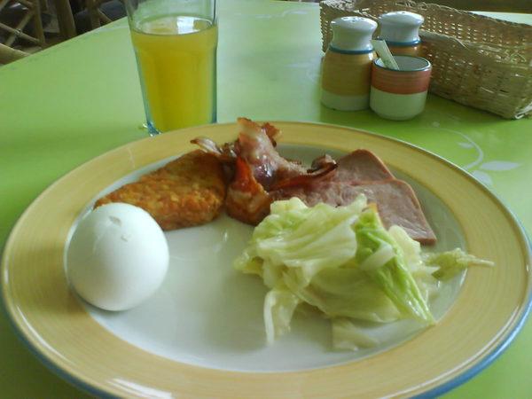 美侖飯店早餐