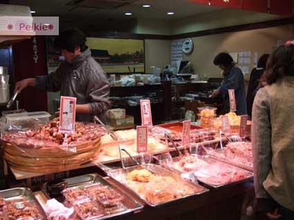 京都四条河原町-錦市場-家常小菜