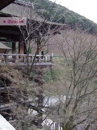 清水寺,清水舞台