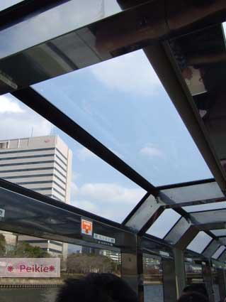 大阪城水上巴士