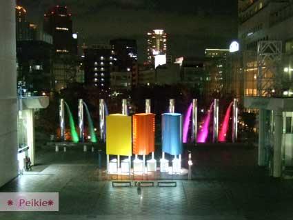 大阪-新梅田城的1F