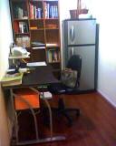 目前這邊是空的,可當書房