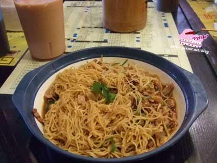 祥發茶餐廳-叉燒蔥薑撈麵.jpg