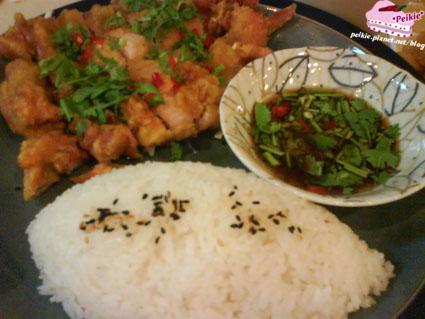 吉米五南洋料理椒麻雞飯1.jpg
