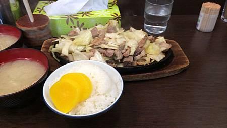 福岡の高宮。びっくり亭焼肉